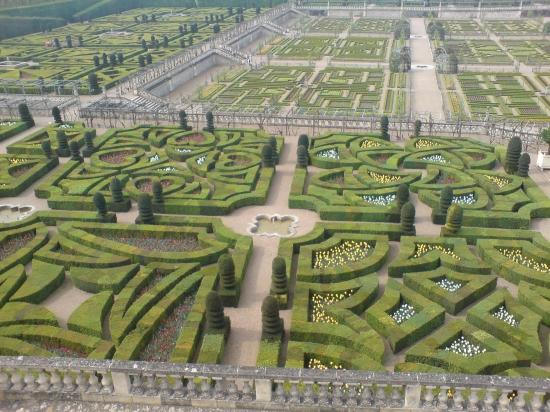 Andr le n tre non class for Jardin a la francaise versailles